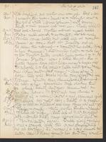 May Bragdon Diary, April 1, 1907 – April 6, 1907, p. 247