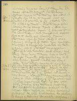 May Bragdon Diary, April 6, 1907 – April 8, 1907, p. 248