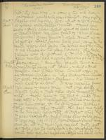 May Bragdon Diary, April 8, 1907 – April 11, 1907, p. 249