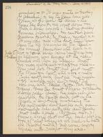 May Bragdon Diary, July 4, 1907 – July 5, 1907, p. 276