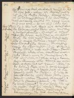 May Bragdon Diary, August 2, 1907 – August 13, 1907, p. 282