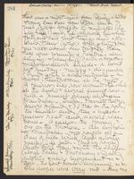 May Bragdon Diary, August 2, 1907 – August 13, 1907, p. 284