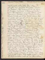May Bragdon Diary, August 14, 1907 – August 16, 1907, p. 288