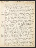 May Bragdon Diary, September 15, 1907 – September 22, 1907, p. 293