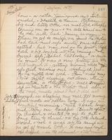 May Bragdon Diary, July 27, 1895 – July 28, 1895, p. 149