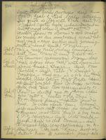 May Bragdon Diary, October 6, 1907 – December 17, 1907, p. 298