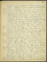 May Bragdon Diary, November 29, 1907 – December 6, 1907, p. 11