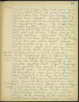 May Bragdon Diary, December 15, 1907 – December 16, 1907, p. 21