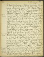 May Bragdon Diary, March 15, 1908 – March 19, 1908, p. 55