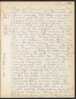 May Bragdon Diary, August 31, 1908 – September 4, 1908, p. 121