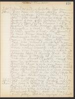 May Bragdon Diary, September 7, 1908 – September 8, 1908, p. 123