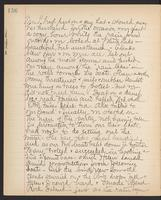 May Bragdon Diary, July 29, 1895, p. 156