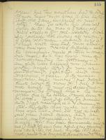 May Bragdon Diary, January 4, 1909 – January 8, 1909, p. 155