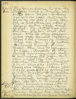 May Bragdon Diary, April 13, 1909 – April 15, 1909, p. 178