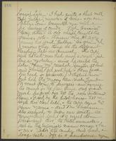 May Bragdon Diary, July 31, 1895, p. 166