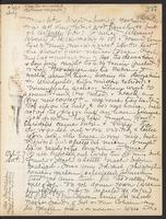 May Bragdon Diary, October 8, 1909 – October 9, 1909, p. 237