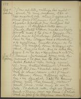 May Bragdon Diary, August 4, 1895 – August 5, 1895, p. 172