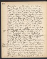 May Bragdon Diary, August 8, 1895 – August 12, 1895, p. 174