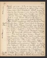 May Bragdon Diary, August 12, 1895 – August 14, 1895, p. 175