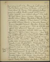 May Bragdon Diary, August 16, 1895 – August 17, 1895, p. 177