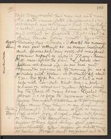May Bragdon Diary, August 24, 1895 – August 26, 1895, p. 183
