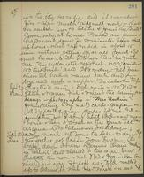 May Bragdon Diary, September 8, 1895 – September 10, 1895, p. 201