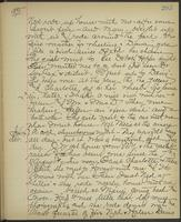 May Bragdon Diary, September 13, 1895 – September 14, 1895, p. 203