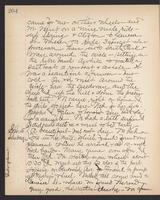 May Bragdon Diary, September 14, 1895 – September 15, 1895, p. 204