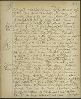 May Bragdon Diary, September 20, 1895 – September 22, 1895, p. 211