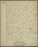 May Bragdon Diary, October 31, 1895, p. 235