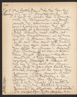 May Bragdon Diary, November 5, 1895, p. 240