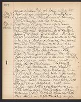 May Bragdon Diary, December 10, 1895 – December 12, 1895, p. 262
