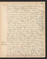 May Bragdon Diary, December 30, 1895 – December 31, 1895, p. 271