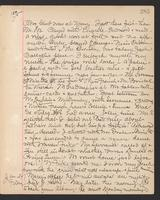 May Bragdon Diary, January 23, 1896 – January 24, 1896, p. 285