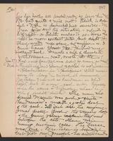 May Bragdon Diary, January 26, 1896 – January 27, 1896, p. 287