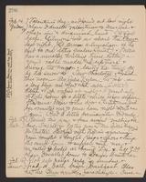 May Bragdon Diary, February 14, 1896 – February 16, 1896, p. 296