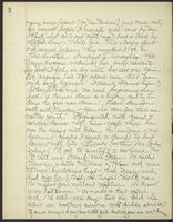May Bragdon Diary, February 25, 1897, p. 2