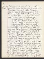 May Bragdon Diary, March 5, 1897, p. 6