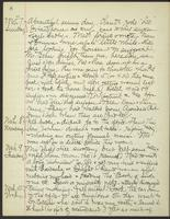 May Bragdon Diary, March 7, 1897 – March 10, 1897, p. 8