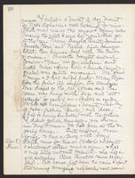 May Bragdon Diary, April 7, 1897 – April 8, 1897, p. 20