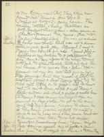 May Bragdon Diary, April 10, 1897 – April 13, 1897, p. 22