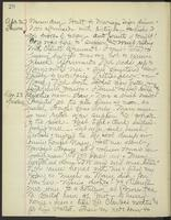 May Bragdon Diary, April 22, 1897 – April 23, 1897, p. 28