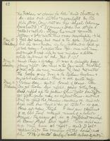 May Bragdon Diary, May 9, 1897 – May 12, 1897, p. 42