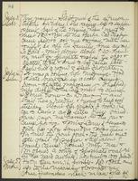 May Bragdon Diary, July 3, 1897 – July 5, 1897, p. 84