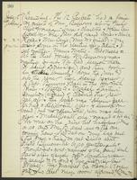 May Bragdon Diary, July 15, 1897, p. 90