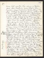 May Bragdon Diary, July 20, 1897 – July 21, 1897, p. 101