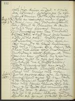 May Bragdon Diary, August 29, 1897 – September 4, 1897, p. 152