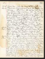 May Bragdon Diary, September 28, 1897 – September 30, 1897, p. 165