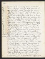 May Bragdon Diary, October 3, 1897 – October 4, 1897, p. 168