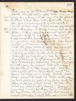 May Bragdon Diary, October 4, 1897 – October 6, 1897, p. 169